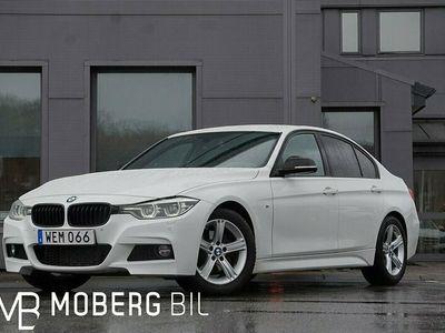 begagnad BMW 320 d Sedan M Sport Hifi LED 2016, Sedan Pris 189 900 kr