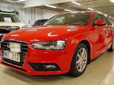 begagnad Audi A4 Avant 2.0 TFSI E85 quattro Comfort 180hk