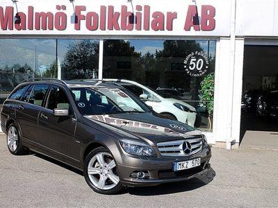 begagnad Mercedes C250 CDI Aut / Drag / 4000 Mil -10