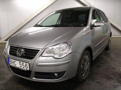 begagnad VW Polo 1.4 TDI Comfort Lågmilare Taklucka