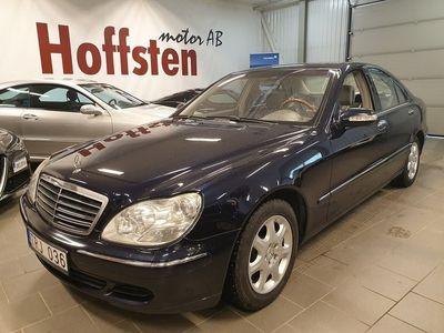 usata Mercedes 500 S-KLASS5G-Tronic 306hk