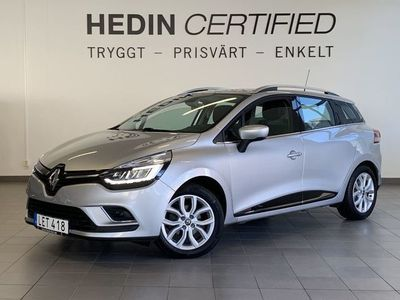 used Renault Clio TCe 120hk Aut ST INTENS *V-hjul*