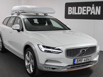 usado Volvo V90 CC D5 AWD OceanRace 2018, Kombi 650 600 kr