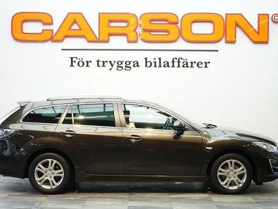 begagnad Mazda 6 Wagon 2.5 170HK Drag 12300Mil