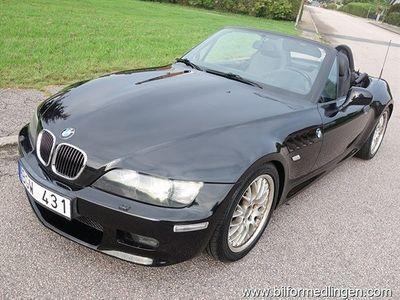 gebraucht BMW Z3 3.0 Cabriolet 231hk -01