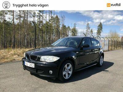 begagnad BMW 120 i 5dr, E87 2006, Halvkombi Pris 68 000 kr