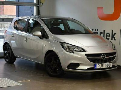 begagnad Opel Corsa Enjoy 1.4 90hk Aut - Rattvärme, Apple Carplay