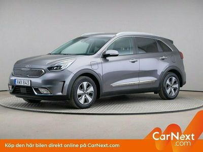 begagnad Kia Niro Plug-In Hybrid Advanced Pluspaket 2 Drag Nav