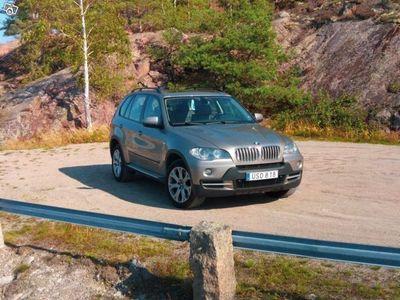 begagnad BMW X5 4.8 e70 -08