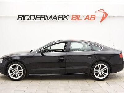 begagnad Audi A5 Sportback 2.0 TDI quattro* 177hk M-VÄ -14