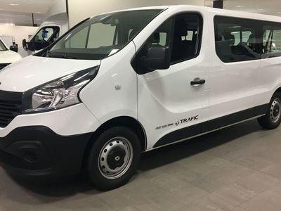 begagnad Renault Trafic Passenger 9-Sits Lågskatt