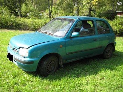 gebraucht Nissan Micra -97