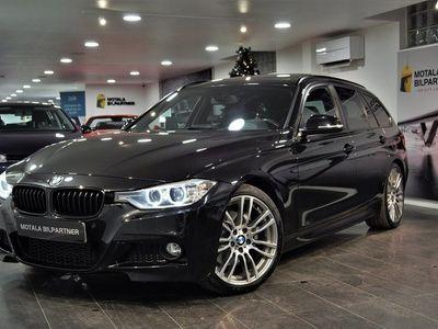 begagnad BMW 328 i Touring 245hk | M-sport | H&K | Panorama | 6025mil