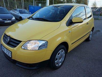 begagnad VW Fox 3-dörrar 1.2 Manuell, 54hk, My
