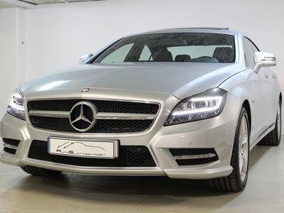 begagnad Mercedes CLS350 AMG 306hk / 3606Mil / Sv-såld