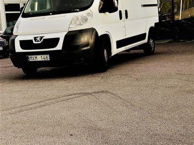 begagnad Peugeot Boxer Van 2.2 HDi 130hk -13