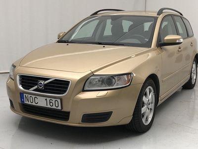 begagnad Volvo V50 D5 (180hk)