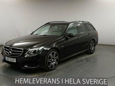 begagnad Mercedes E250 BlueTEC 4M 4MATIC AMG Sport / Edition 204hk Eu6
