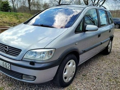 begagnad Opel Zafira 5D 1.8 COMFO