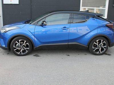 begagnad Toyota C-HR X Edition / Skinn / Hybrid / JBL