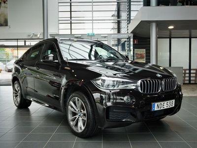 gebraucht BMW X6 xDrive40d M-Sport Innovation Ed -16