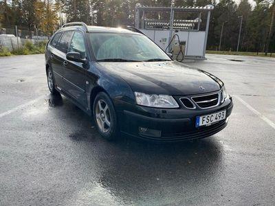 begagnad Saab 9-3 sportcombi 1.9 tid