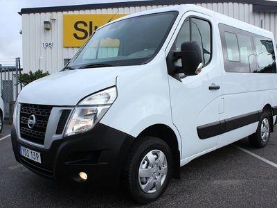 begagnad Nissan NV400 Minibuss 2.3 dCi 9 pers Euro 6 W -16