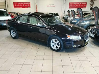 begagnad Volvo S80 D5 Geartronic Summum 185hk Ny bes