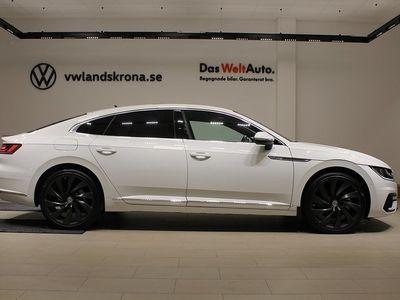 begagnad VW Arteon Executive R-Edition TSI 272 -19