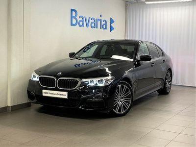 begagnad BMW 530 e xDrive iPerformance Sedan M-Sport Nav Nypris 654 800 Kr