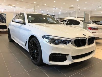 begagnad BMW 530 e xDrive M-Sport Innovation Navi 19""
