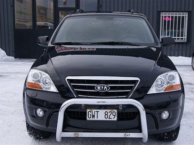 begagnad Kia Sorento 2.5 CRDI EX 4WD / AUT / Drag