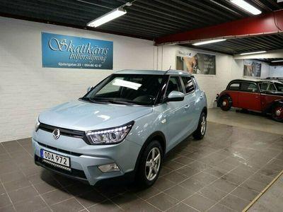 begagnad Ssangyong Tivoli 1.6 AWD Aut 3900 mil Garanti 2022-07-17