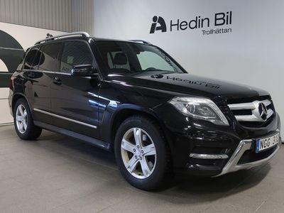 begagnad Mercedes GLK220 CDI 4MATIC AMG-line