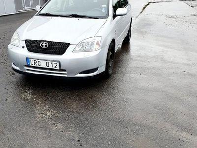 begagnad Toyota Corolla 1.6 automatlåda+drag