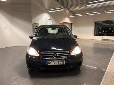 begagnad Mercedes A170 5-door Classic 116hk(BLACK-WEEK)