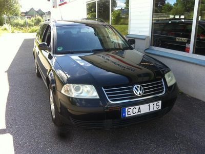 begagnad VW Passat Variant 2.0i 115hk