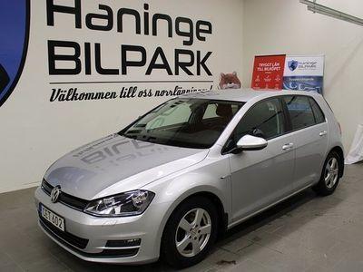 begagnad VW Golf V dr 1.6 TDI BlueMotion Style Fjärr Värmare 2014, Personbil 99 900 kr