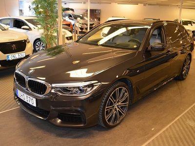 begagnad BMW 540 i 340hk Aut Xdrive M Sport Panorama Nav Drag