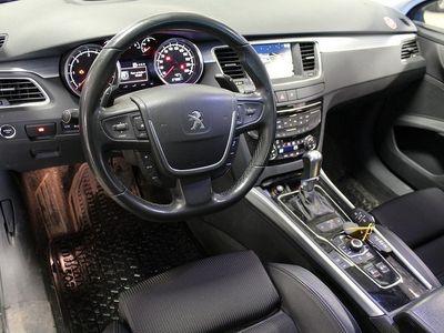 begagnad Peugeot 508 SW 2.2 HDi GT D-Värmare Drag Panorama Nyservad