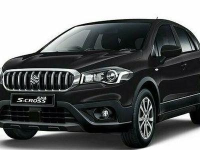 begagnad Suzuki SX4 S-Cross 1.4T129hk Inclusive Hybrid AWD Automat 3645:-