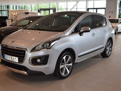 gebraucht Peugeot 3008 BlueHDi Allure / Automat (120hk)
