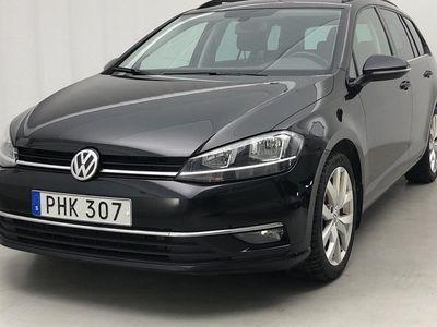begagnad VW Golf Variant VII 2.0 TDI Sportscombi 4MOTION (150hk)