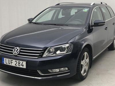 used VW Passat Variant 2.0 TDI BlueMotion Technology 4Motion (170hk)