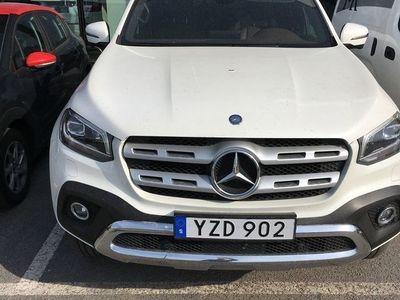 brugt Mercedes X250 250 D 4MATIC
