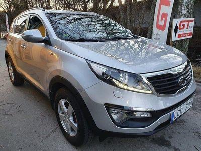 begagnad Kia Sportage 2.0 CRDi AWD 136hk
