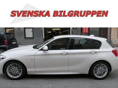 usado BMW 118 i 5-door Aut M-Sport pkt Euro 6 136hk S-V Alu