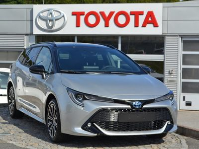 begagnad Toyota Corolla Touring Sports Hybrid 1.8 Style Bi-Tone SPI