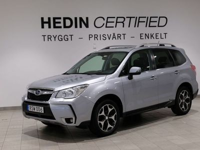 brugt Subaru Forester 2.0 4WD Lineartronic 241hk