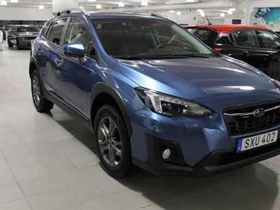 begagnad Subaru XV Summit Vinterhjul ingår!